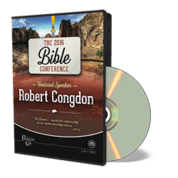 2016 Conference: Robert Congdon CD