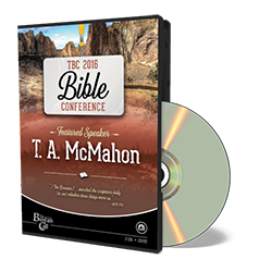 2016 Conference: T. A. McMahon CD
