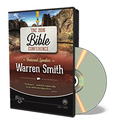 2016 Conference: Warren Smith CD