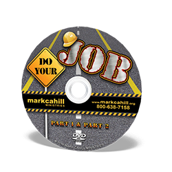 Do Your Job Part 1 & 2 DVD