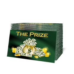 The Prize Tract (100 Pack)