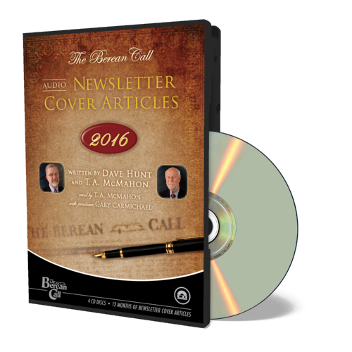 2016 Audio Newsletter Cover Articles