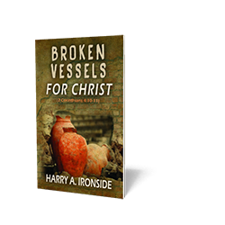 Broken Vessels For Christ