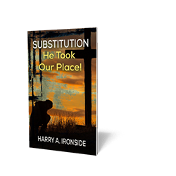 Substitution: He Took Our Place!