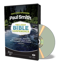 2017 Conference Paul Smith DVD