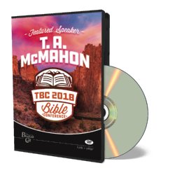 2018 Conference T. A. McMahon DVD