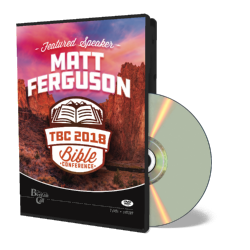 2018 Conference Matt Furguson DVD