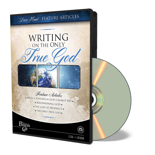 Newsletter Classic - Writing on the Only True God CD
