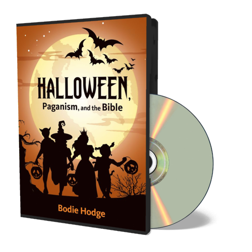 Halloween, Paganism, and the Bible DVD