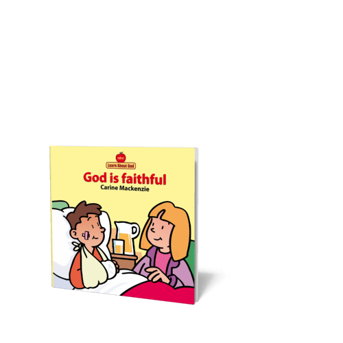 God is Faithful Board Book