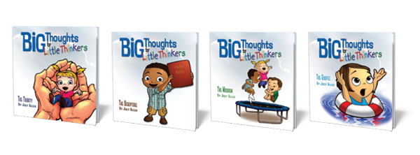 Big Thoughts for Little Thinkers Set