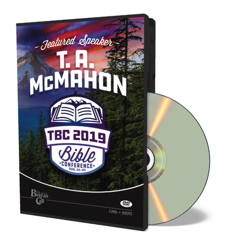 2019 Conference T. A. McMahon DVD