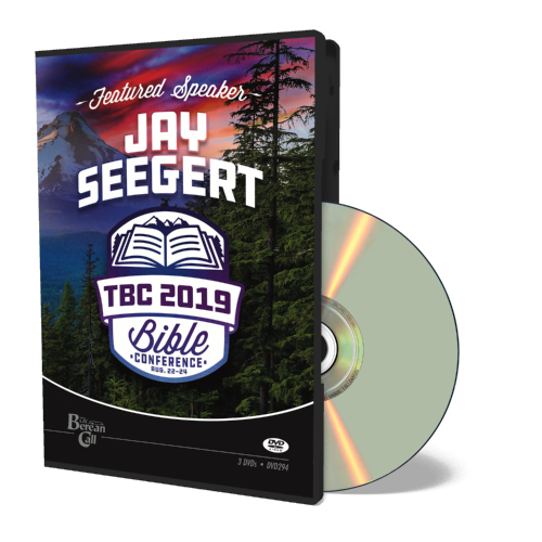 2019 Conference Jay Seegert DVD