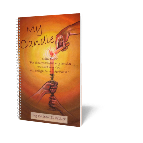 My Candle (kid's KJV devotional)