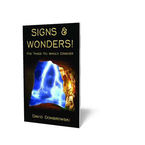 Signs and Wonders! Five Things You Should Consider