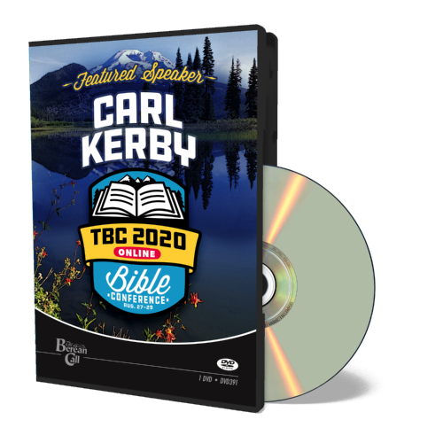 2020 Conference Carl Kerby DVD