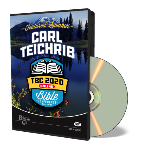 2020 Conference Carl Teichrib DVD
