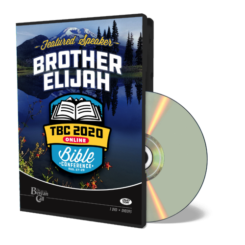 2020 Conference Brother Elijah DVD