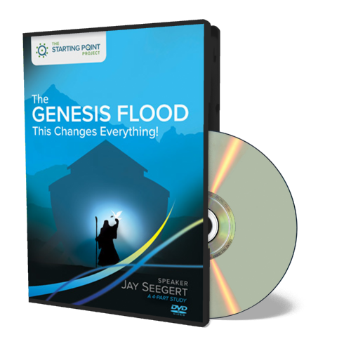 The Genesis Flood: This Changes Everything! DVD