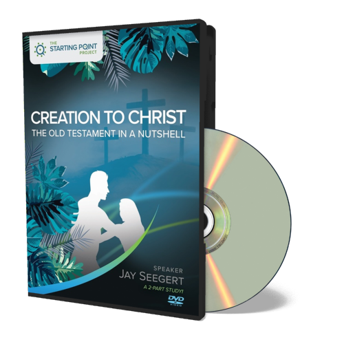 Creation to Christ DVD