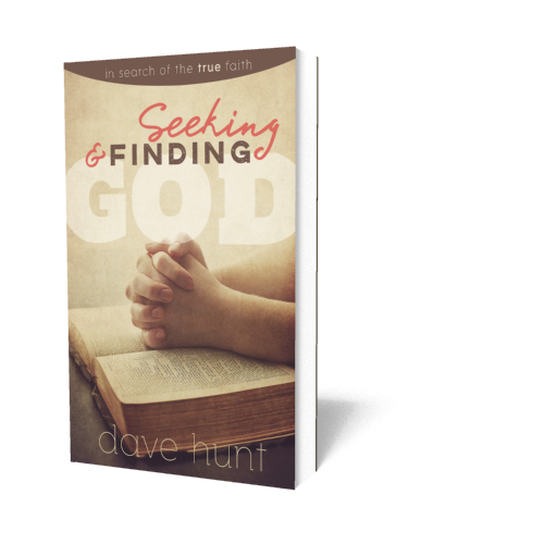 Seeking and Finding God (Intercession cover)